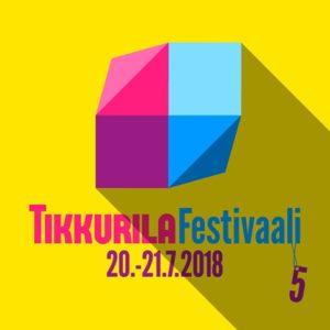 Tikkurilafestivaalilogo2018